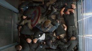 Captain America Chris Evans 4552x1906 Wallpaper