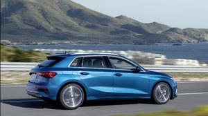 Audi Audi A3 Blue Car Car Compact Car Vehicle 2500x1785 Wallpaper