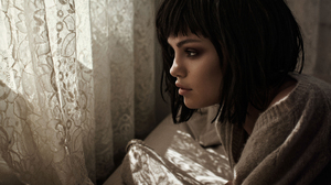 American Girl Singer 3840x2400 Wallpaper