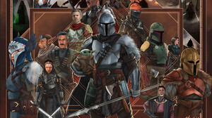 Luke Skywalker Bo Katan Kryze Kuiil Star Wars Ahsoka Tano Cobb Vanth Moff Gideon Fennec Shand Boba F 3510x2468 Wallpaper