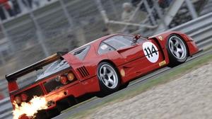 Vehicles Ferrari F40 3543x2362 Wallpaper