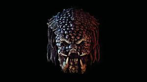 Alien Predator Sci Fi Skull The Predator Movie 7680x4320 Wallpaper
