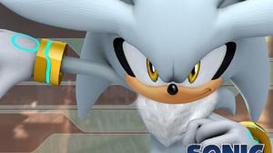 Silver The Hedgehog 1280x1024 wallpaper