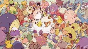 Arbok Pokemon Bellsprout Pokemon Bonsly Pokemon Breloom Pokemon Bulbasaur Pokemon Chansey Pokemon Ch 2000x1082 Wallpaper