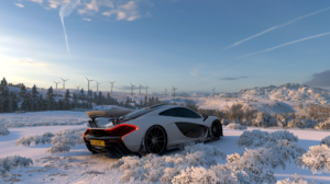 Forza Horizon 4 McLaren P1 Video Game Art Video Games Car 1920x1080 wallpaper