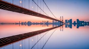Yangtze River Bridge 5120x3200 wallpaper