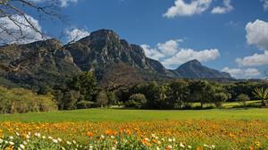 Landscape Nature Mountains 4095x2489 Wallpaper
