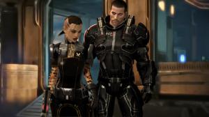 Commander Shepard Jack Mass Effect 2048x1024 Wallpaper
