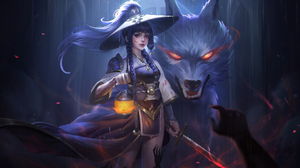 Fantasy Women Warrior 1920x1132 Wallpaper