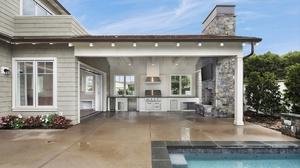 California House Mansion Pool 2300x1533 Wallpaper