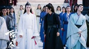 Lan Zhan Lan Wangji Wang Yibo Wei Ying Wei Wuxian Xiao Zhan Jiang Wanyin Jiang Cheng Wang Zhuocheng 3500x2334 Wallpaper