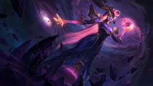 Lissandra League Of Legends 3840x2160 Wallpaper