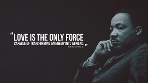 Inspirational Martin Luther King Motivational Quote 1920x1080 wallpaper