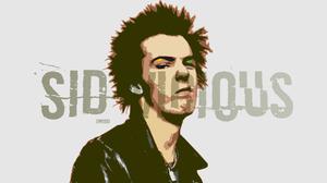 Sid Vicious Punk Portrait Artistic 2000x1125 Wallpaper