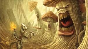 Infected Mushroom Artwork Music Trance Fantasy Art 1920x1080 Wallpaper