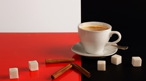 Cup Drink Still Life Cinnamon Sugar 2300x1551 Wallpaper