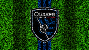 Emblem Logo Mls San Jose Earthquakes Soccer 3840x2400 wallpaper