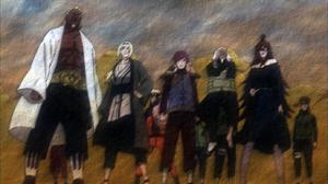 A Naruto Gaara Naruto Naruto Naruto Uzumaki Tsunade Naruto 1387x780 Wallpaper