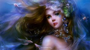 Fantasy Women 1680x1050 Wallpaper