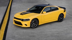 Car Dodge Dodge Charger Muscle Car Vehicle Yellow Car 3000x1985 Wallpaper