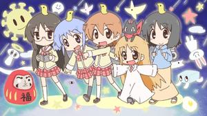 Anime Nichij 1920x1080 Wallpaper