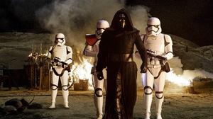 Kylo Ren Star Wars Star Wars Episode Vii The Force Awakens Stormtrooper 4341x3187 Wallpaper