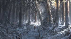 Fantasy Landscape 3102x1924 Wallpaper