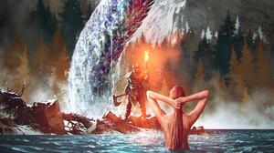Omer Tunc Digital Art Fantasy Art 1920x2694 wallpaper