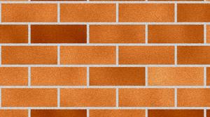 Abstract Brick Brown Pattern Texture Wall 3000x2000 Wallpaper