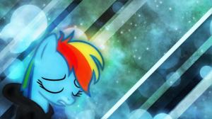 Rainbow Dash 2560x1440 Wallpaper