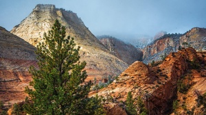 Mountain Nature Rock 2048x1344 wallpaper