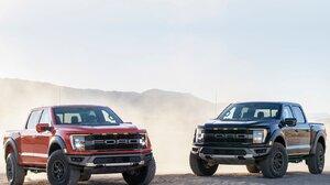 Ford F 150 Raptor 2021 1600x1200 wallpaper