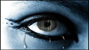 Artistic Crying Death Eye Man 1920x1080 Wallpaper