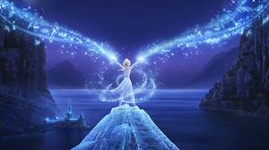Frozen Movie Magic Disney Movies Animated Movies 3840x1832 Wallpaper