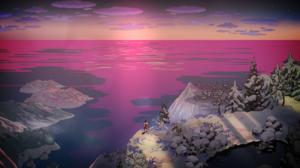 Sunrise Hades Game Landscape 1920x1080 Wallpaper