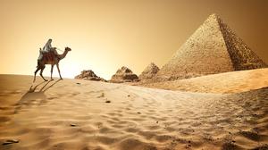 Man Made Pyramid 6288x4297 Wallpaper