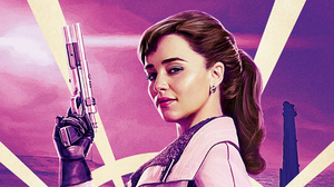Emilia Clarke Qi 039 Ra Star Wars Solo A Star Wars Story Star Wars 3288x1849 Wallpaper