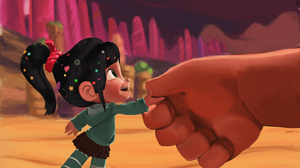 Ralph Wreck It Ralph Vanellope Von Schweetz Wreck It Ralph 5000x2979 Wallpaper