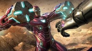 Iron Man Marvel Comics 3840x1688 Wallpaper