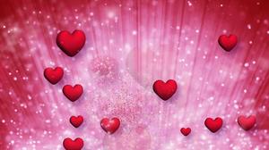 Heart Love Pink 1920x1080 Wallpaper