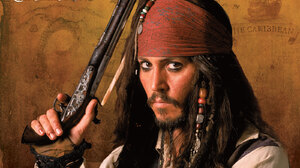 Jack Sparrow Johnny Depp Pirate Pirates Of The Caribbean 1600x1200 Wallpaper
