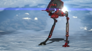 3d At St Cgi Digital Art Machine Robot Star Wars 10800x7200 Wallpaper