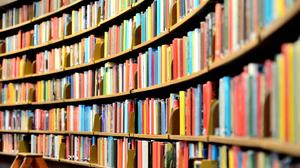 Book Library 1920x1278 wallpaper