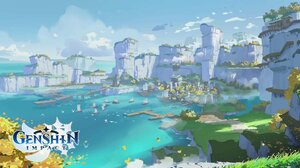 Video Games Video Game Art Genshin Impact 1920x1080 wallpaper