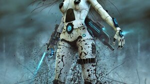 Star Wars Artwork Science Fiction Stormtrooper 1165x1871 Wallpaper