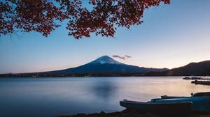 Japan Mount Fuji 3840x2160 Wallpaper