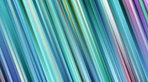 Artistic Digital Art Colors Lines Blue 1920x1080 Wallpaper