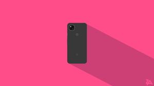 Phone Cell Phone Smartphone Adobe Illustration Digital Art 2K Google Pixel 4a Google Pixel 3840x2160 Wallpaper