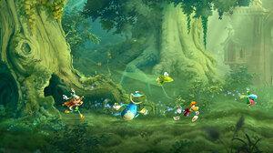 Rayman 2038x1080 Wallpaper