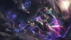 Dota 2 Templar Assassin Dota 2 1920x1080 Wallpaper